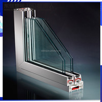 cheap 80 white door frame PVC extrusion window plastic extrusion