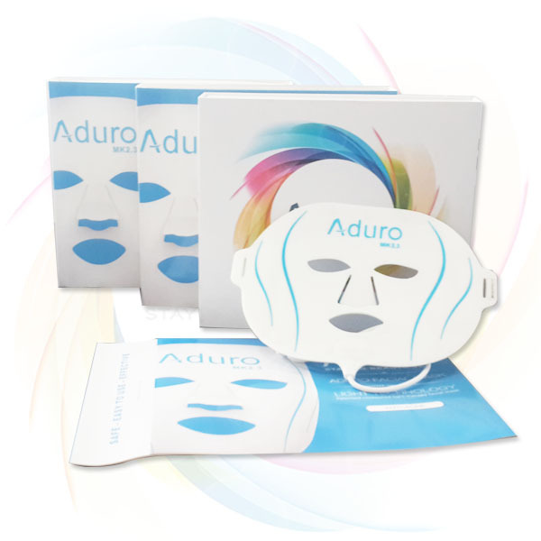 Blue light anti acne led mask