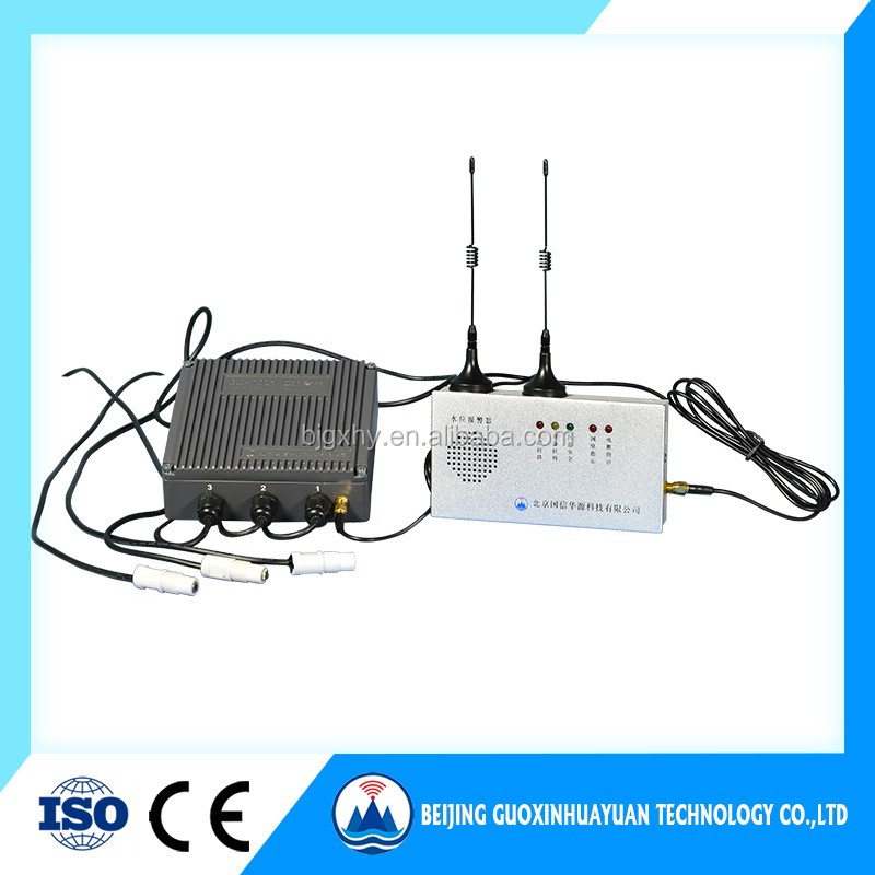 High quality wireless alarm system for flood monitoring