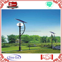 Patented charming solar garden light for garden & park for sale with CE approved