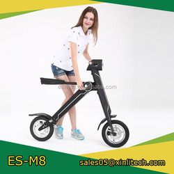 Comfortable folding 500w 800w 1000w 36v electric dirt bike for kids & adults