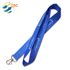 Free Sample Card Holder Weave Lanyards With Logo Custom