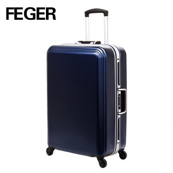 Small MOQ ABS waterproof 20 inch trolley suitcase chinese wholesale