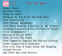 YIWU purchase agent shipping agent export agent