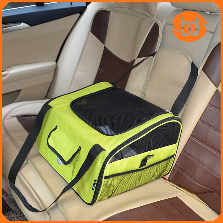 Pet products dog cat carrier car bag backpack