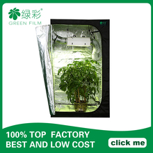 100% top factory Supplier best low cost friendly PEVA hydroponics grow kit with 160D/ 600D/210D customize