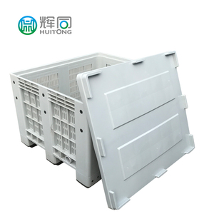Wholesale High Quality HDPE Storage Plastic Pallet Box For Sale