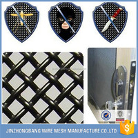 unique stainless steel security screen for sliding window and doors screening