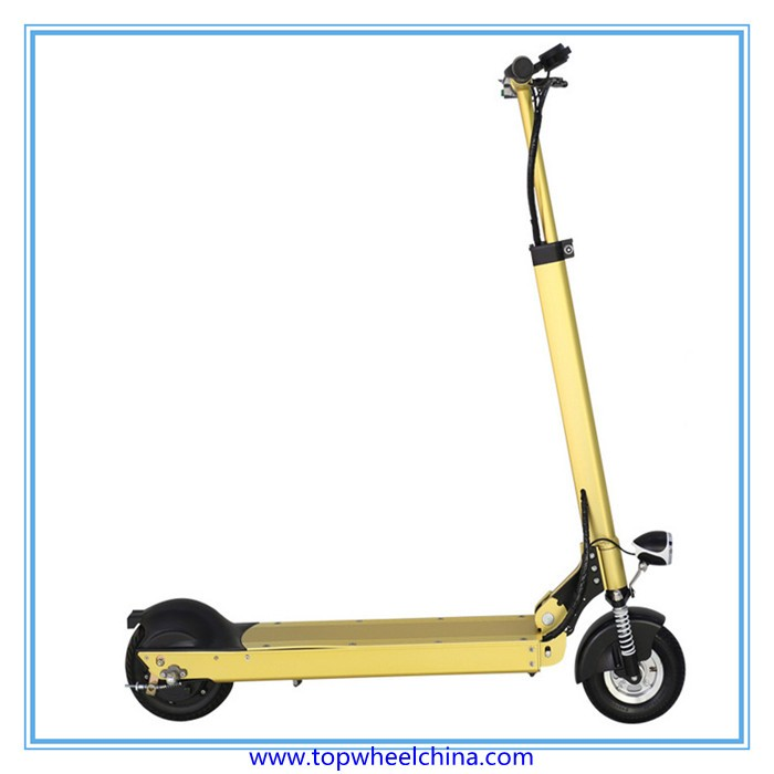 8 inch foldable CE 500w 3 hours charging time mobility scooter