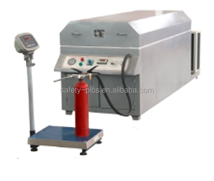co2 filling machine