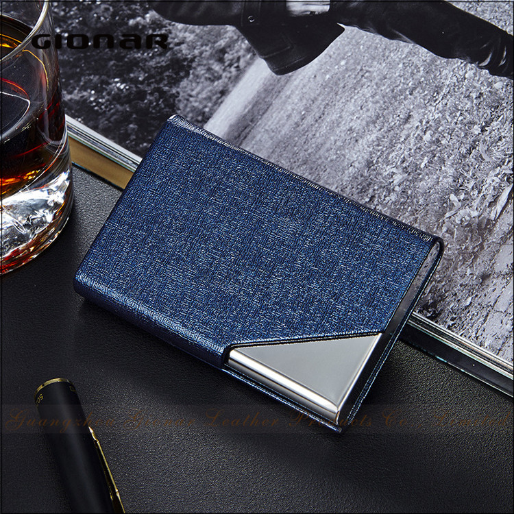 Taobao Supplier Good Quality Stainless Steel Business Name Card Case