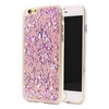 Wholesale oem Luxury TPU glitter phone case for iphone 6 plus,funky mobile phone case