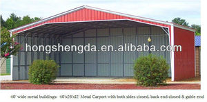 cheap modern metal car canopy/carports/shelter made in China