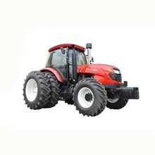 high quality China manufacturer 150hp four wheel drive big farm tractor