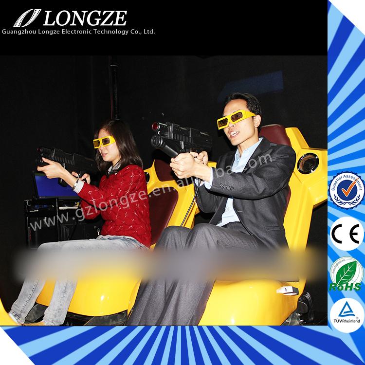 canton fair new technology 5d movies theater equipment