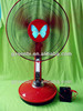 16 inch fan solar powered portable fan