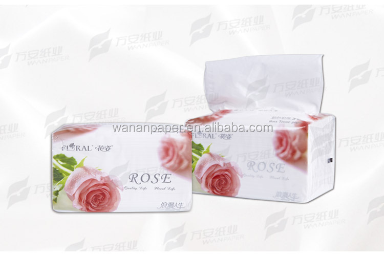 factory wholesale soft pack extraction facial tissue