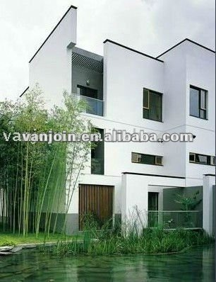 ready made eco-friendly soundproof prefabricated house /prefab house /prefabricated homes (manufacture)