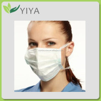 Hospital face mask for nurse / nurse face mask with earloop use in hospital and clinic