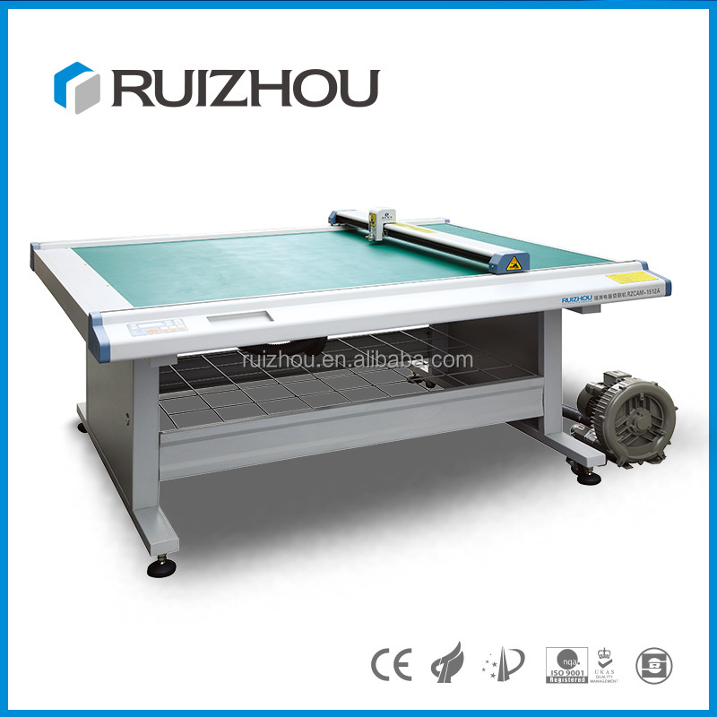Good quality CNC paper pattern cutter