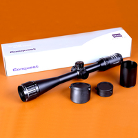 Free shipping Carl Zeiss 4-16x50 White Markings Green and Red Illuminated Riflescopes Rifle Scope Hunting Scope