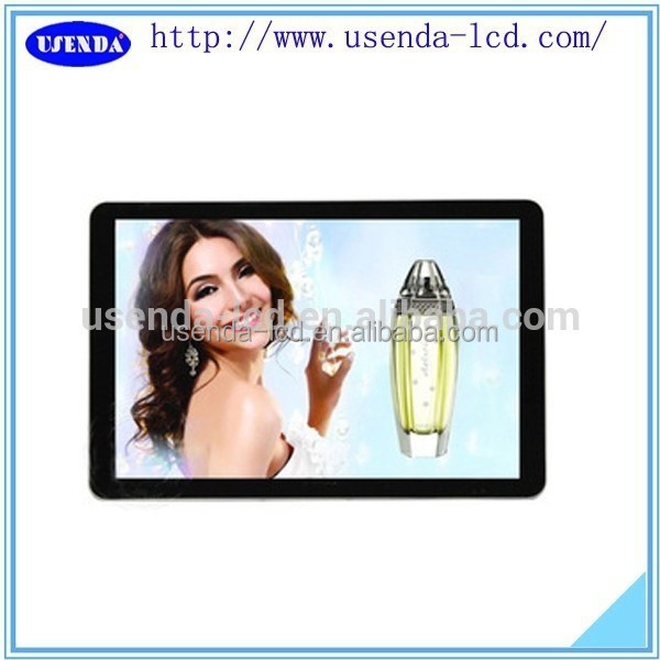 42 inch Shopping Mall Advertising Touchscreen Wifi LCD Monitor