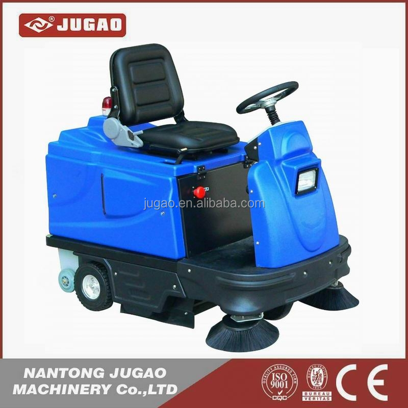 k701 industrial electric road sweeper