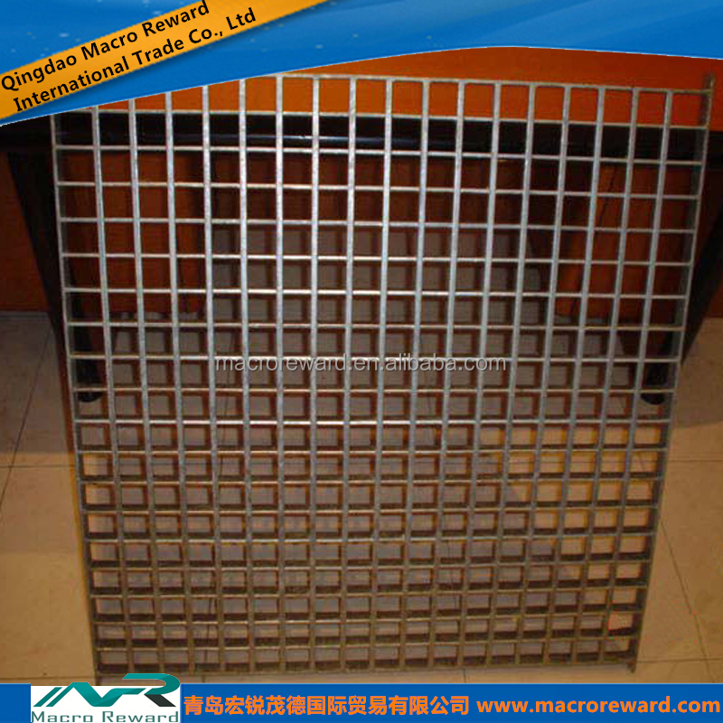 ASTM Steel Grating of Heavy Duty Grates