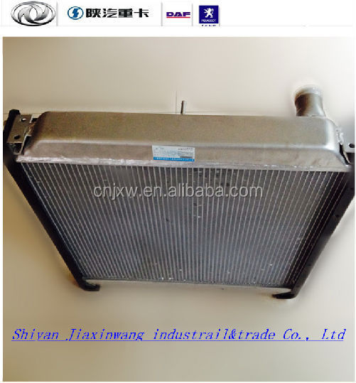 aluminum radiator for truck