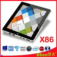 Wholesale OEM ODM 2GB 32GB windows 8 tablet pc Bben T10 3G tablet with keyboard Quad core tablet