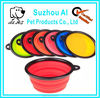 Premium Quality Pet Travel Bowl for Food and Water Bowls in Bright Colors
