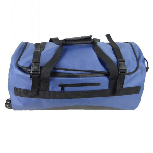 60L PVC Hot fashion outdoor sports Waterproof Duffle bag & Travel bag day trips bag