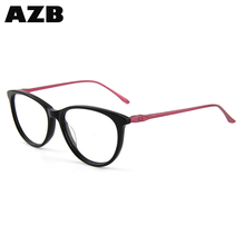 AZB 2017 New Fashion optical retro google fancy glasses frame dropshiping