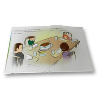 Children Hardcover Book Printingservice