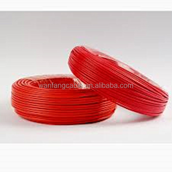 PVC Insulated Copper Conductor electrical wire and cable