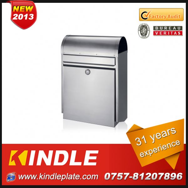 Kindle Professional waterproof cast fence mail box for sale with 31 years experience