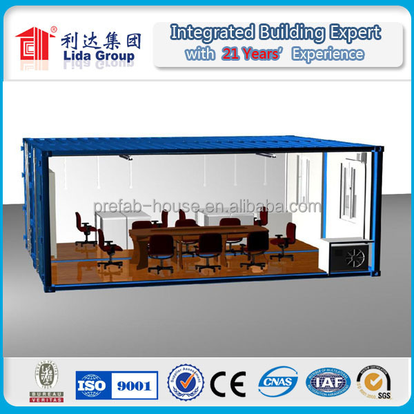 safe and durable Container House for office camp school