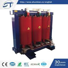China Products Prices Electrical Equipment 3 Phase 10Kv Dry Type Transformer 25Kva