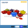 High Quality colorful Enamel Cast Iron Cookware/casserole