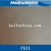 hot selling litchi grain 100% pu material for bags