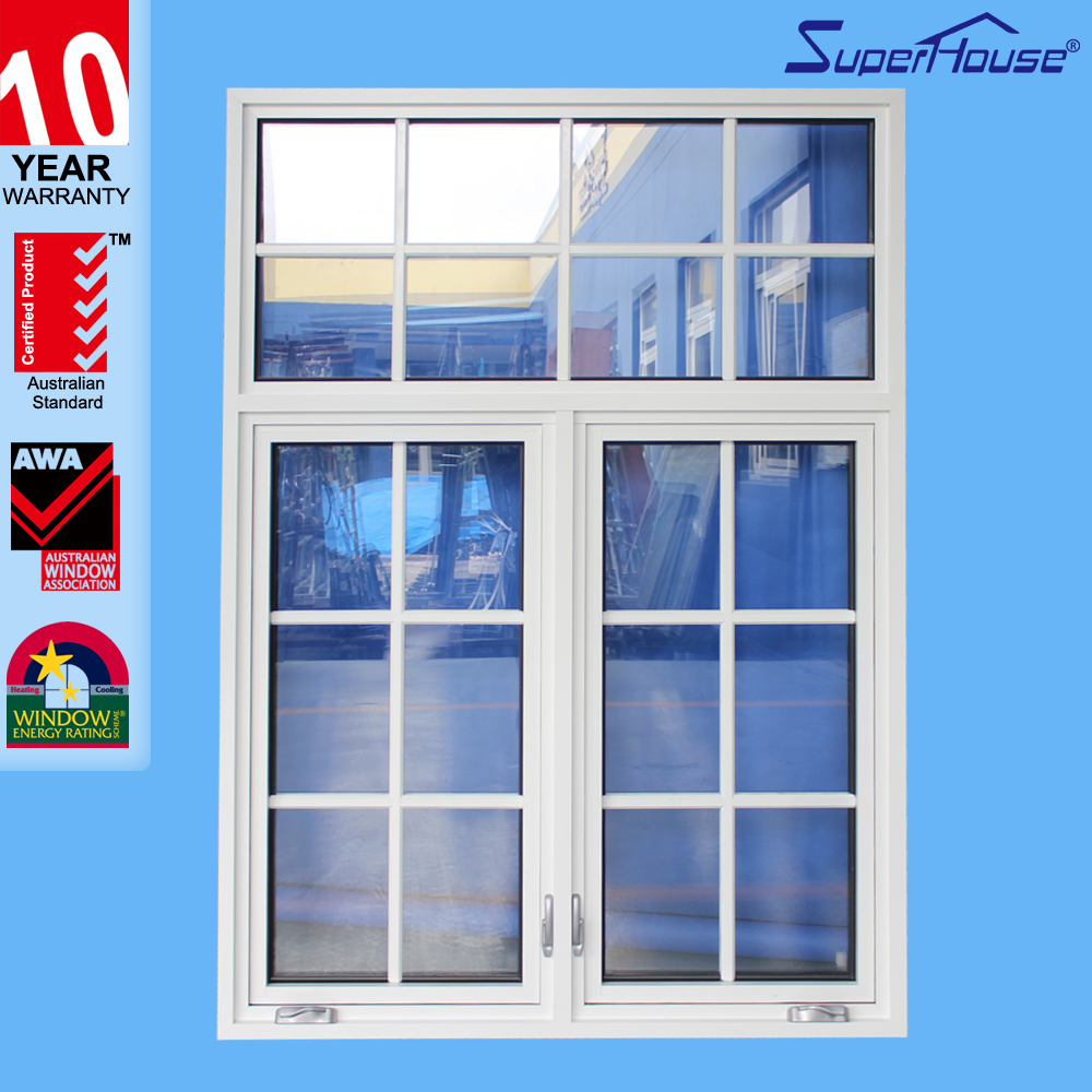 australia standard metal industries windows best dual pane windows made in China