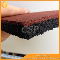 Factory Cheap Outdoor Playground Flooring Rubber