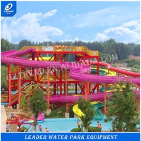 Hot in entertainment place Various body slide aqua loops