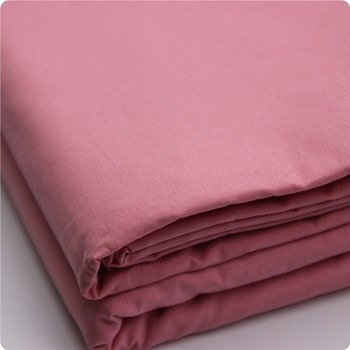 soild dyed hospital cotton bed sheet fabric