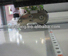 CQJ320 Chinese Automatic Ultrasonic Manufacturer Machinery for Roller Blind fabric Cutting Table