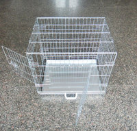 high quality dog show cage crate house