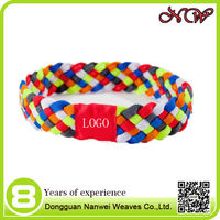 Mega Braid Headband With Silicon