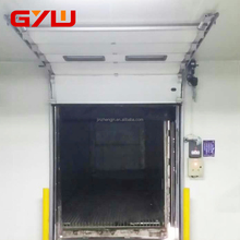 Customized industrial automatic rolling door
