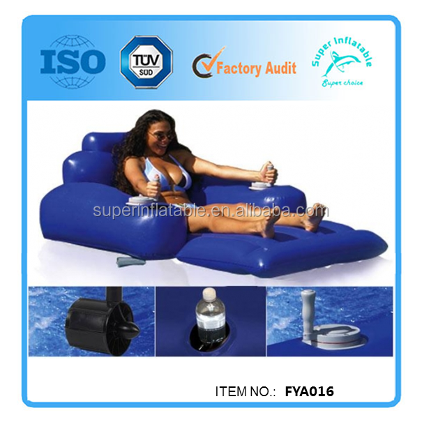 Motorized Lounge Chair Pool Float Buy Pool Lounge With