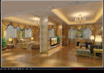 High Definition 3D Rendering Perspective And Sketch Architectural Design